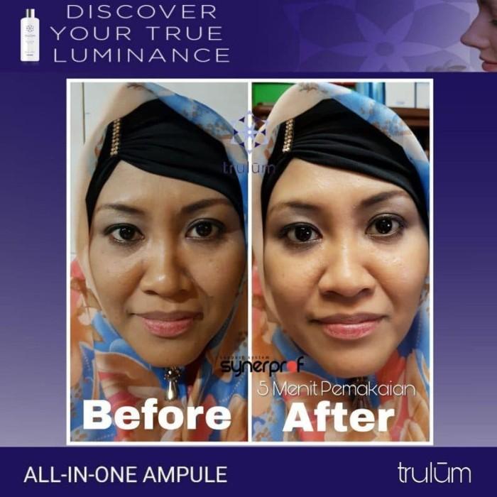 harga Ampuh cerahkan kulit wajah tanpa bahan kimia / trulum 15ml original Tokopedia.com