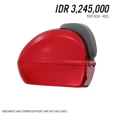 Top box red