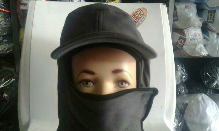 Jual Toping Jepang   Topi Masker Samping   Topi Mancing Mania ... 93cc9e6e2e