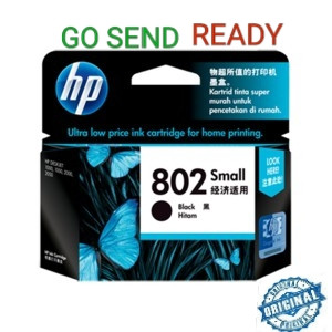 harga Hp 802 small original black ink catridge hitam kecil printer 1510 2050 Tokopedia.com