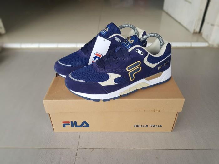 Jual Original Sepatu Pria FILA PRONEON 1911 J311R Casual Running ... 4155858660