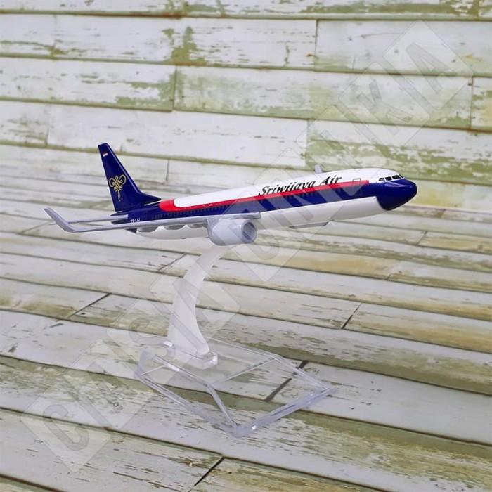 harga Sriwijaya air boeing b737 - diecast miniatur pesawat terbang Tokopedia.com