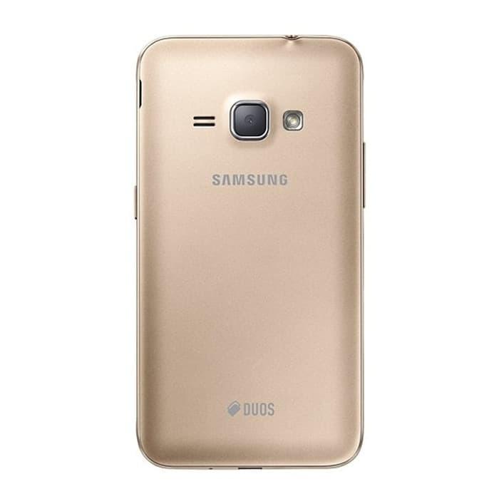 harga Samsung  j1 2016 j120g smartphone (1gb/8gb) - gold Tokopedia.com