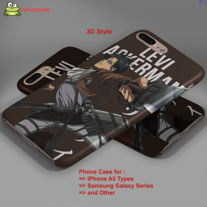 Levi ackerman levis iphone case   all case hp 1b8c490790