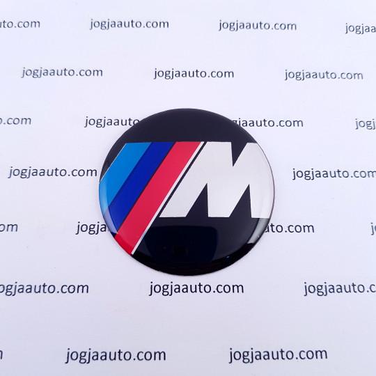 Foto Produk Emblem Stir Bmw ///M M3 MTech 45mm dari jogjaauto