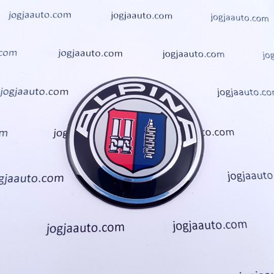 Foto Produk Emblem Stir Bmw Alpina 45mm dari jogjaauto