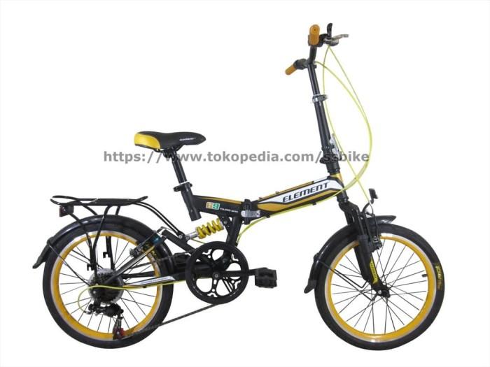 harga Sepeda lipat element 69 20  - gratis ongkir & perakitan khusus Tokopedia.com