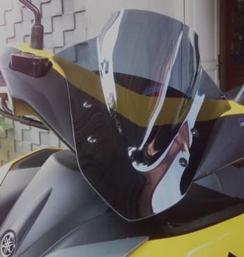harga Aksesoris keren visor windshield motor yamaha aerox 155 vva Tokopedia.com