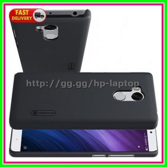 Nillkin Super Frosted Shield Hard Case Xiaomi Redmi 4 Pro Black