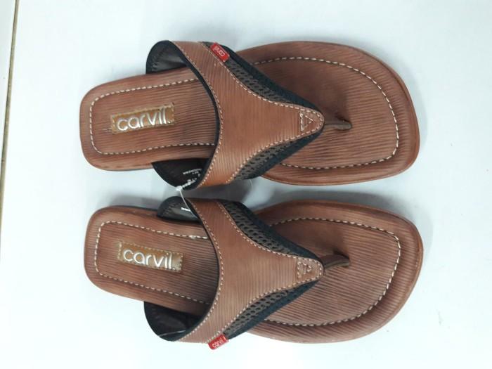 harga Sandal casual pria carvil movic-01m Tokopedia.com
