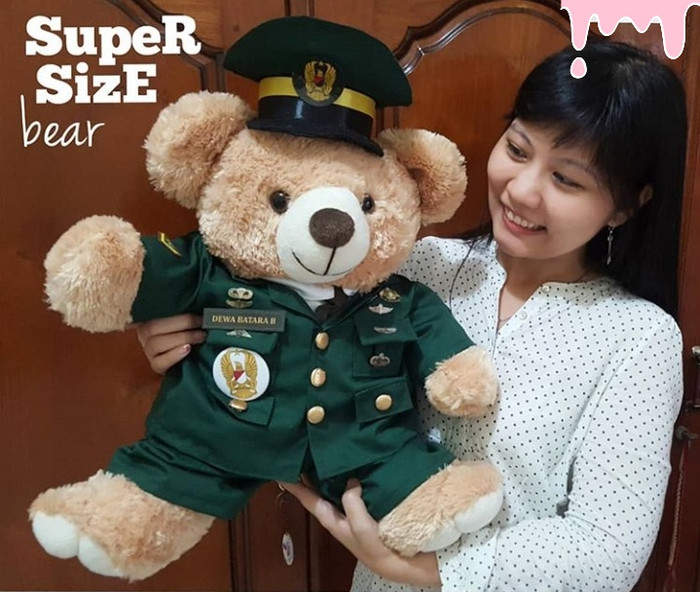 harga New boneka profesi tentara army untuk kado dan souvenir ulang tahun Tokopedia.com