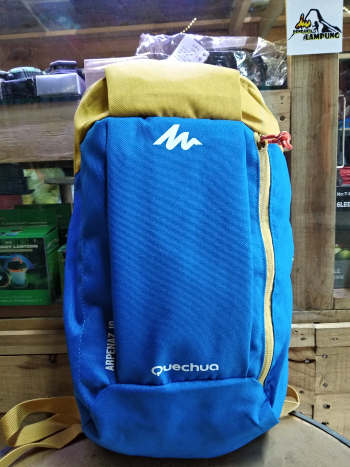 Jual Decathlon Tas Hiking Backpack Quechua Uk 10L - botani outdor ... 2c951bee1f