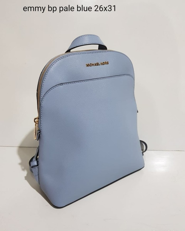 bff75490a420f4 Jual Tas Michael Kors Original - Mk emmy backpack pale blue - Kota ...