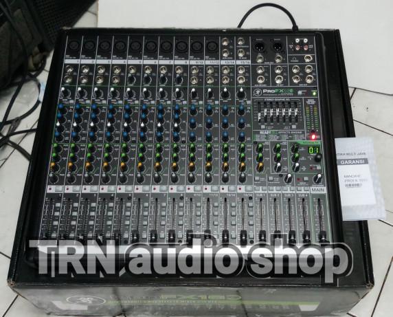 harga Mixer sound mackie pro fx16 v2 profx16v2 original garansi mackie 16ch Tokopedia.com