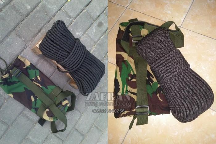 Jual Tali Karmantel Tni 8mm Kota Bandung Zafran Tenda Tokopedia