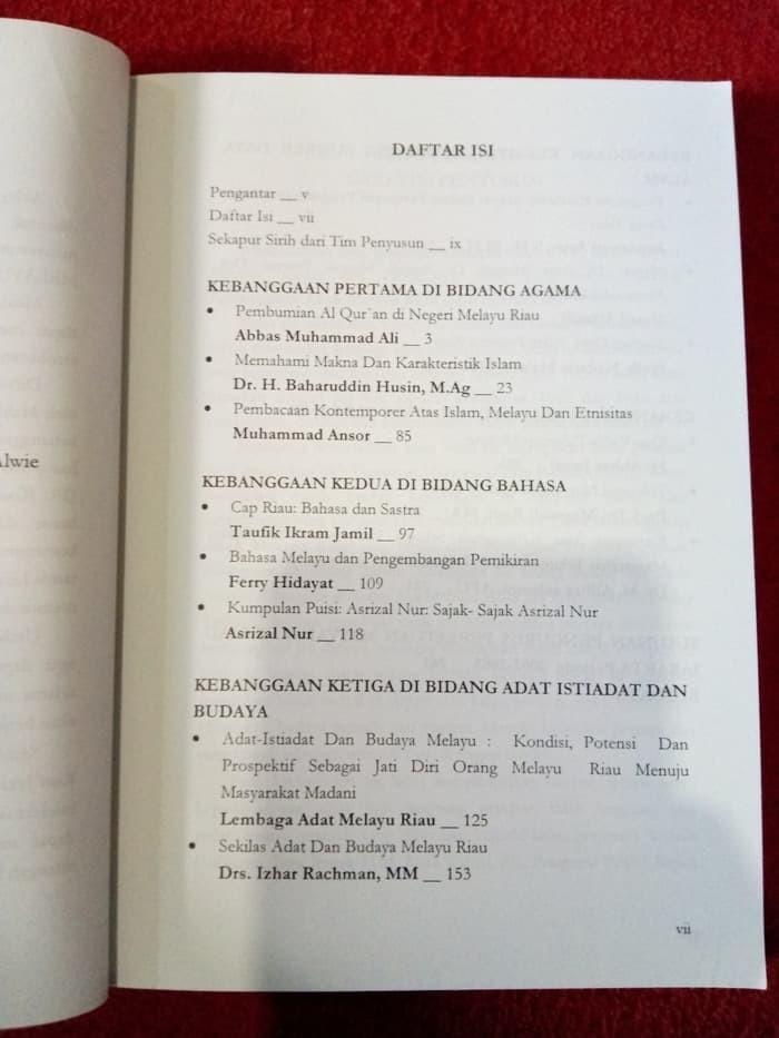 Contoh Soal Budaya Melayu Riau - Revisi Sekolah
