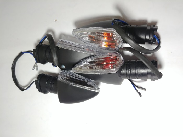 harga Lampu sen vixion new mxking r15 aerox xabre set depan dan belakang Tokopedia.com