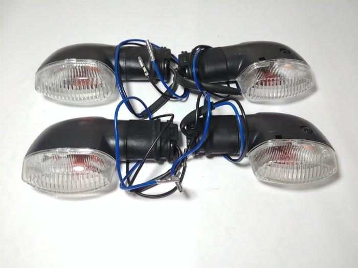 harga Lampu sen vixion lama good quality set depan belakang ukuran standart Tokopedia.com