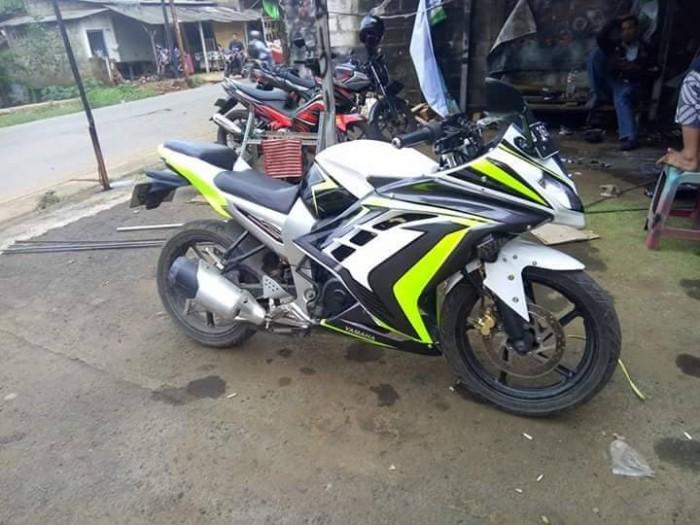 Jual Full Fairing Yamaha Byson Model Ninja Fi Kab Karawang Caluza Oshop Tokopedia