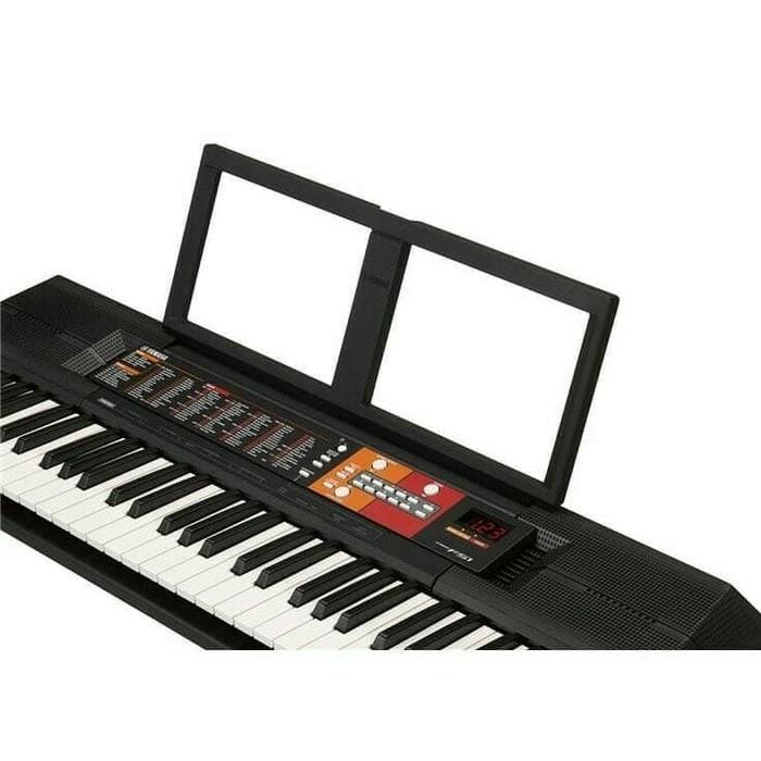 harga Keyboard yamaha psr f51 / psr f-51 / psr f 51 original Tokopedia.com