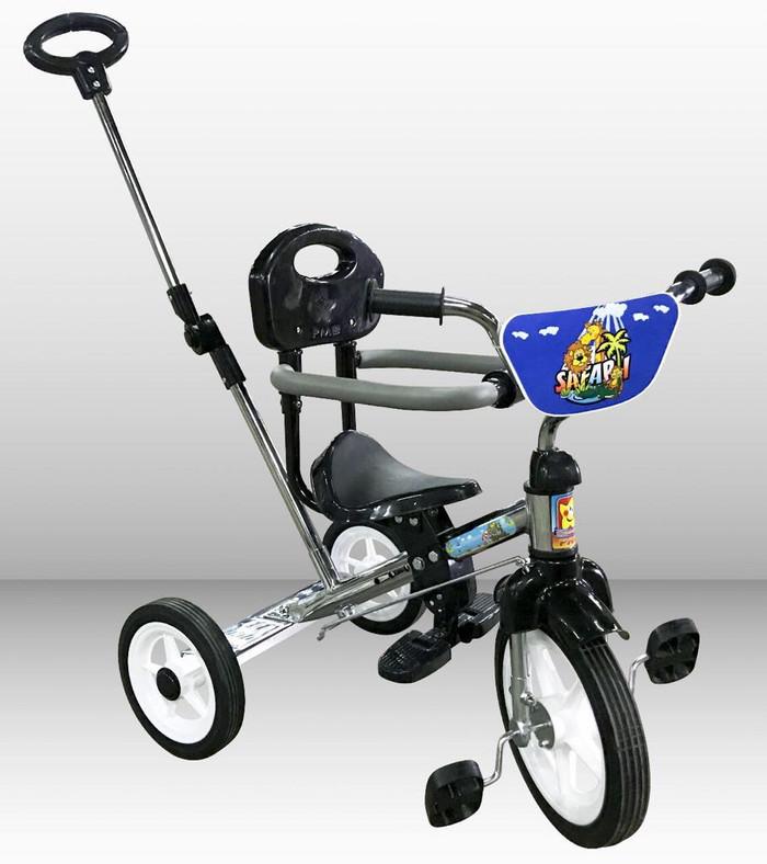 harga Sepeda roda 3 pmb stir chrome. Tokopedia.com
