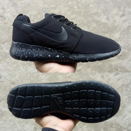 newest dd961 1613f Jual Nike Roshe Run One Full Black Sol Oreo - Kab. Tangerang - oneng_sport  | Tokopedia