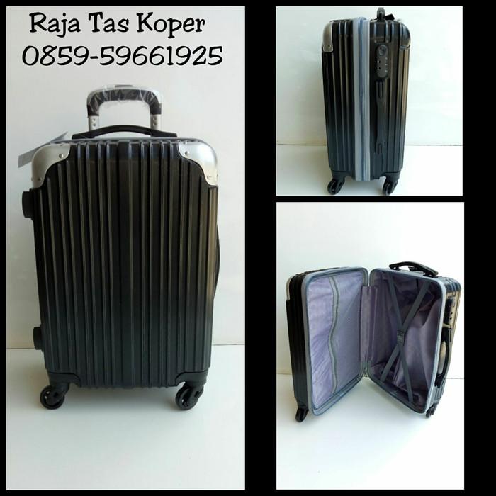harga Koper victori cross 20 inch hitam Tokopedia.com