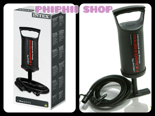 harga Intex pompa tangan air hamer ban pelampung hammer kasur Tokopedia.com