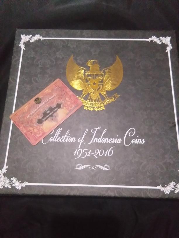 harga UANG KUNO SET KOIN INDONESIA 1951-2016 PREMIUM, GRADE UNC LUSTRE Tokopedia.com