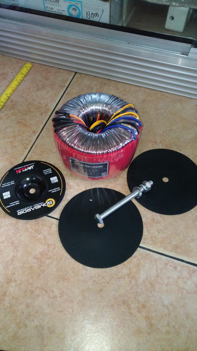 harga Trafo toroid 20 ampere Tokopedia.com