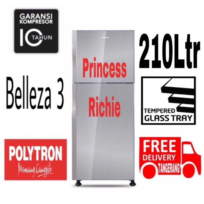 Info Kulkas 2 Pintu Polytron Belleza Travelbon.com