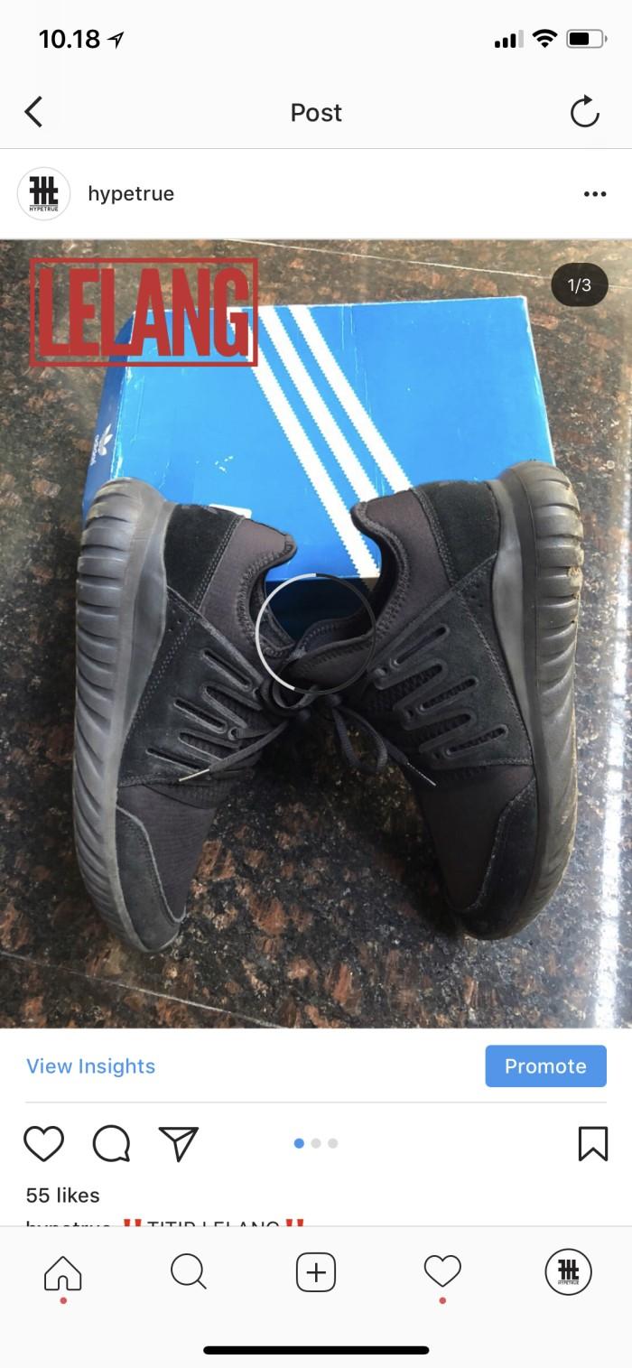 Adidas tubular radial black ...