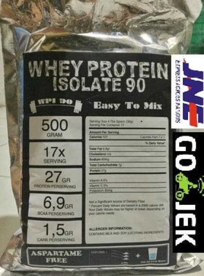 Info Whey Protein Isolate Travelbon.com