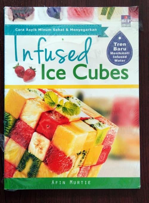 harga Buku cara asyik minum sehat & menyegarkan - infused ice cubes Tokopedia.com
