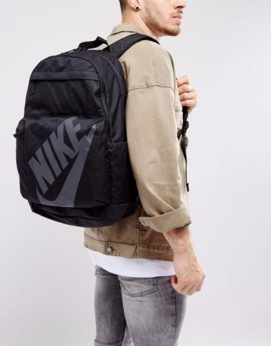 77c7c7ca8242 Jual Tas Ransel Nike Elemental Black Unisex 25L Backpack BA5381-010 ...