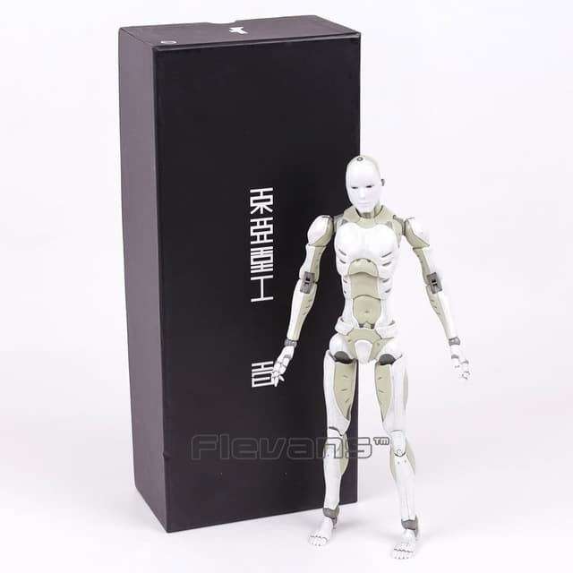 Toa Heavy Industries Synthetic Human 1//6 Scale PVC Action Figure New No Box