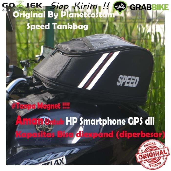 harga Tankbag speed planetcostum untuk motor honda new megapro / tas tangki Tokopedia.com