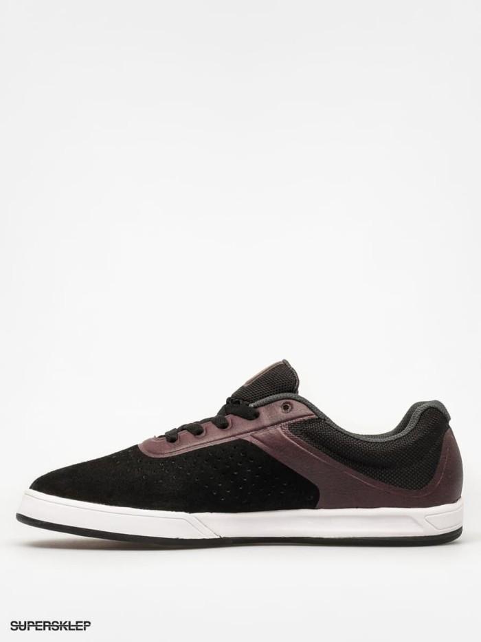 Jual  DIJAMIN ORIGINAL  Sepatu DC Shoes Mike Mo Capaldi Black Rich ... f6d27dc60c