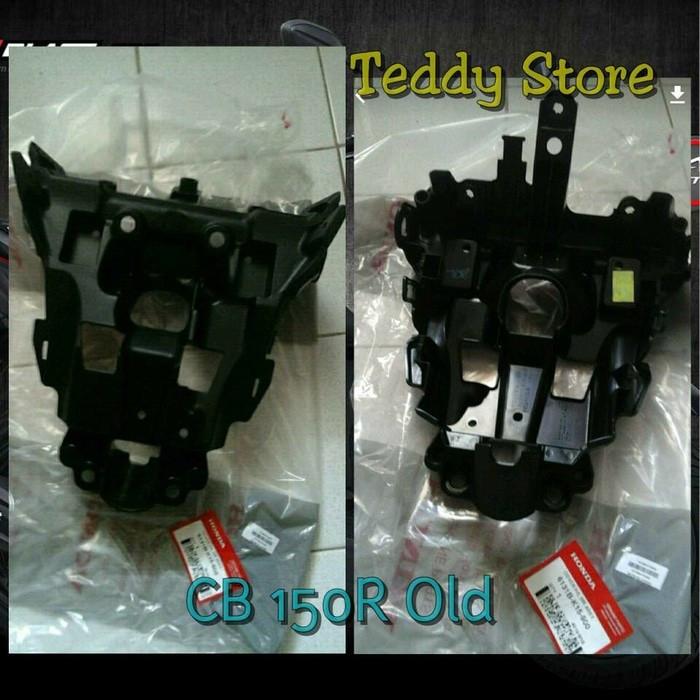 harga Batok cover dudukan headlamp lampu depan honda old cb 150r cb150r lama Tokopedia.com