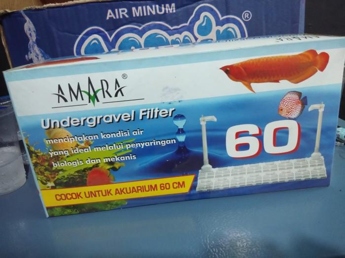 Jual undergravel filter, filter aquarium, filter aquascape ...