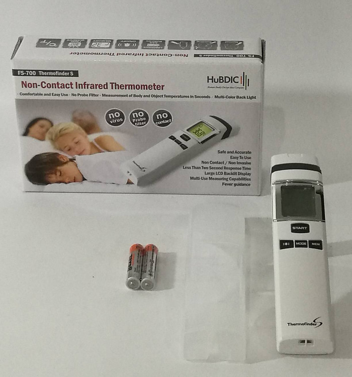 Thermometer Infrared HuBDIC FS-700, Thermometer infrared, Thermometer
