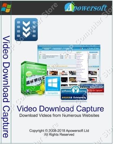 Jual Apowersoft Video Download Capture For Windows - Kota Malang - SCP  Computer | Tokopedia