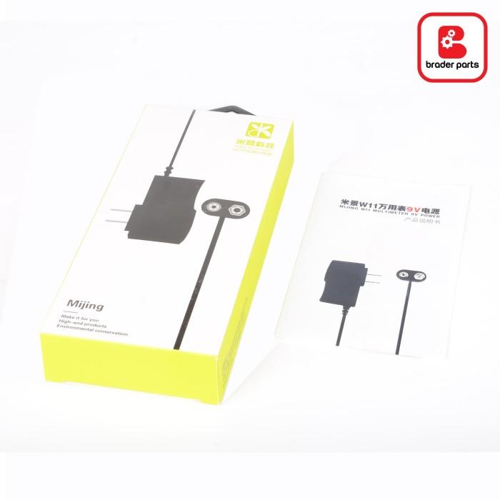 harga Adapter charger multitester baterai 9v Tokopedia.com