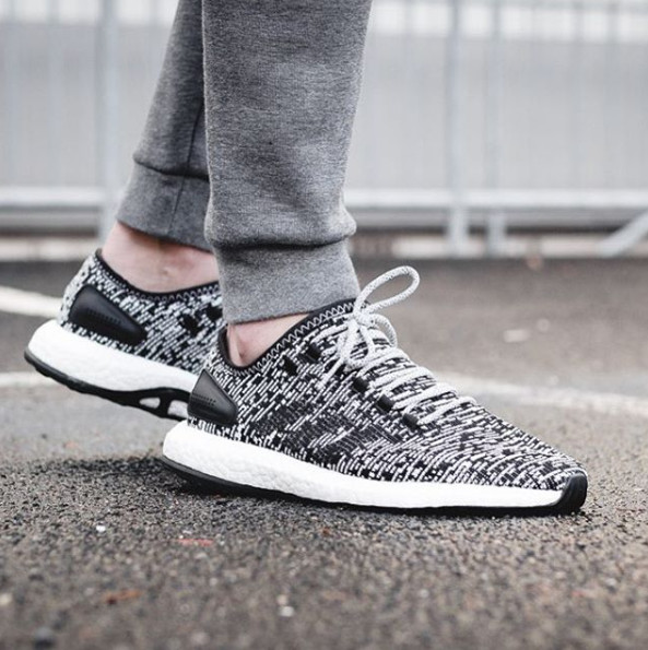 f4c7b4a1a Jual Sepatu Sneakers Adidas Pure Boost Ltd Oreo For Man - We Have ID ...