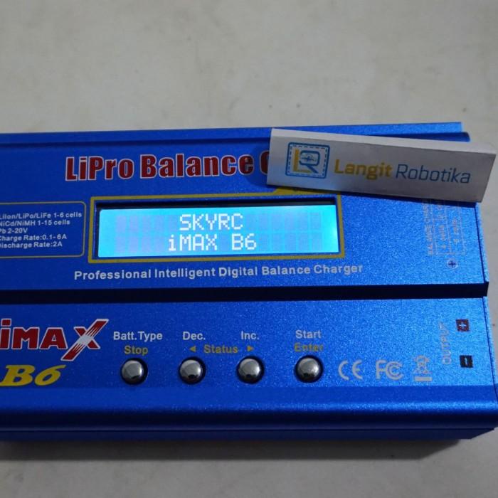 harga 80 watt  imax b6 sky rc firmware charger lipo lithium polymer plane Tokopedia.com