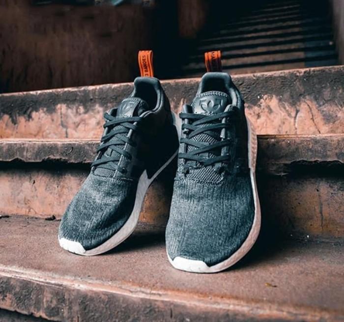 e1c733724f3d8 Jual Adidas NMD R2 Future Harvest Grey (STEAL ALERTS!!!) - ECOPA ...