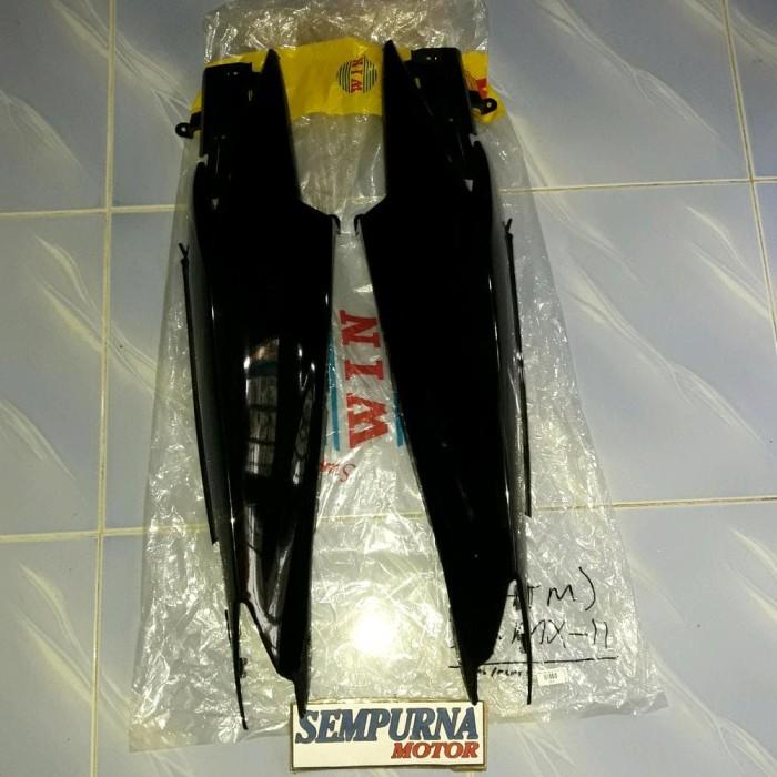 harga Cover body jupiter mx new 2011 warna hitam kwalitas original Tokopedia.com