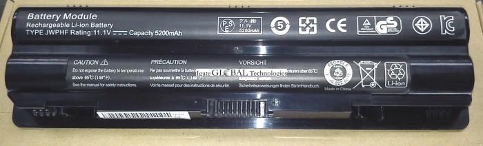 harga Baterai laptop/notebook dell xps 14 l401x 15 l501x/l502x-oem Tokopedia.com