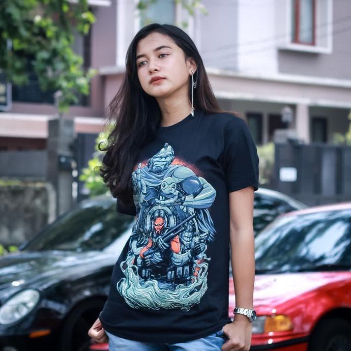 Culture Hero   Kaos Distro Keren Budaya Indonesia: Punakawan Squad