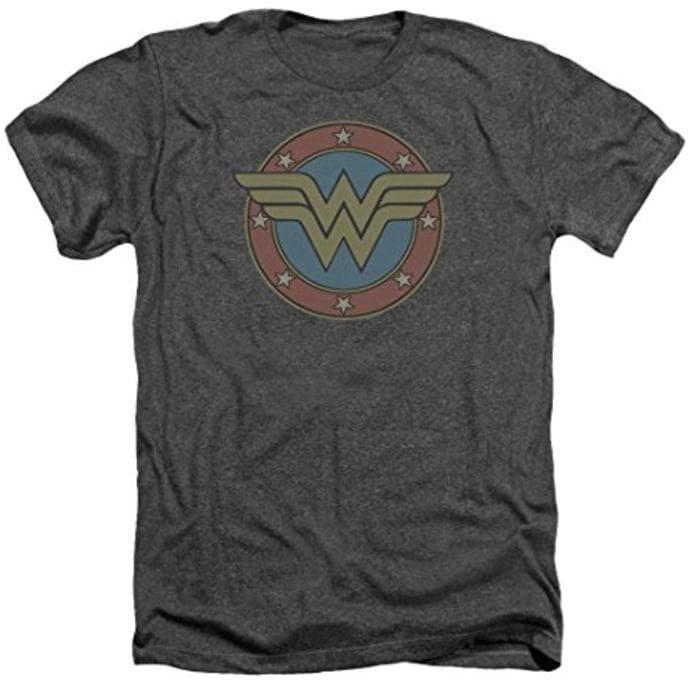 Jual Kaos Wonder Woman Logo Jakarta Barat Fina Shop Tokopedia